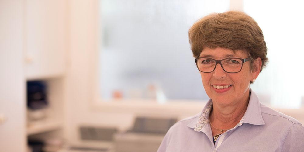 Hedwig Hartmann, Praxisorganisation