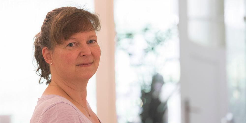 Heide Nekes, medizinische Fachangestellte